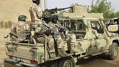 Nigerian army foils attack as 2 bombers blow themselves up in Borno