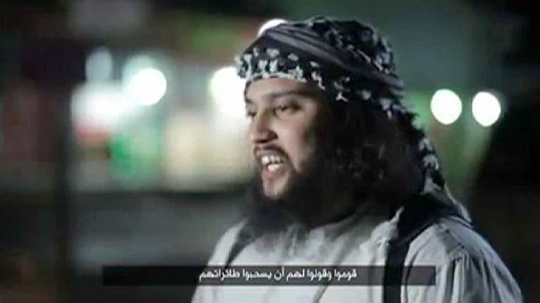 ISIL release propaganda video celebrating Brussels bombings