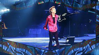 Rolling Stones'dan Küba'da tarihi konser