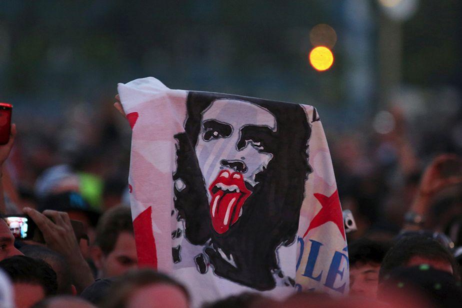 Quand Jagger devient Guevara