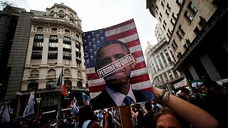 """Contre la """"sale guerre"""" en Argentine"""