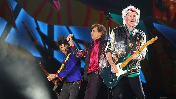The Rolling Stones ponen la banda sonora al deshielo en Cuba