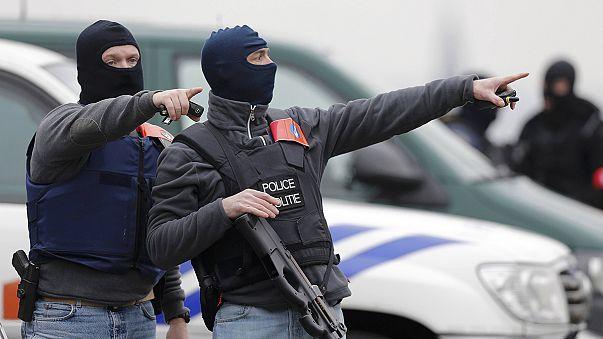 Őrizetben a harmadik brüsszeli terrorista