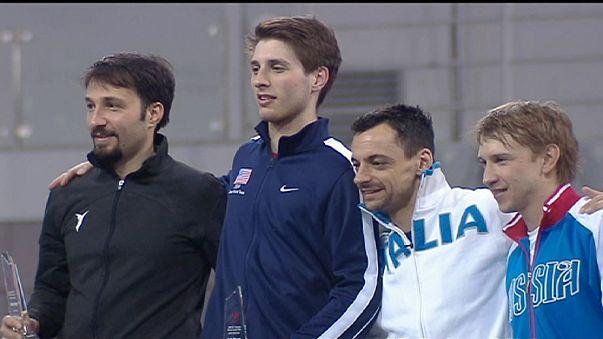 Eli Dershwitz gana en el Gran Premio de Seúl de esgrima y se asegura estar en los JJOO