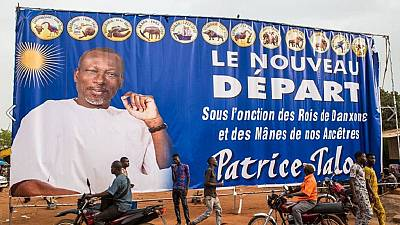Bénin : Talon promet de relever le défi de la bonne gouvernance