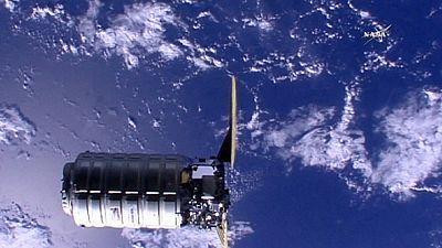 Lançada a cápsula Cygnus em missão de assistência à Estação Espacial Internacional (ISS)