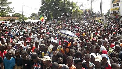 """L'opposition congolaise appelle à une opération """"ville morte"""" mardi"""