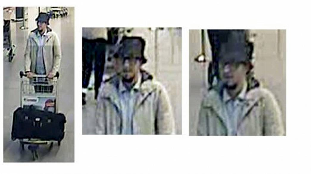 Atentados de Bruxelas: provável terceiro jihadista do aeroporto acusado de crimes terroristas