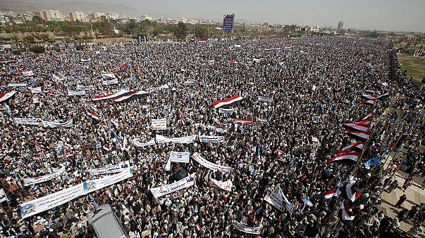 Йемен: год с начала саудовских бомбардировок
