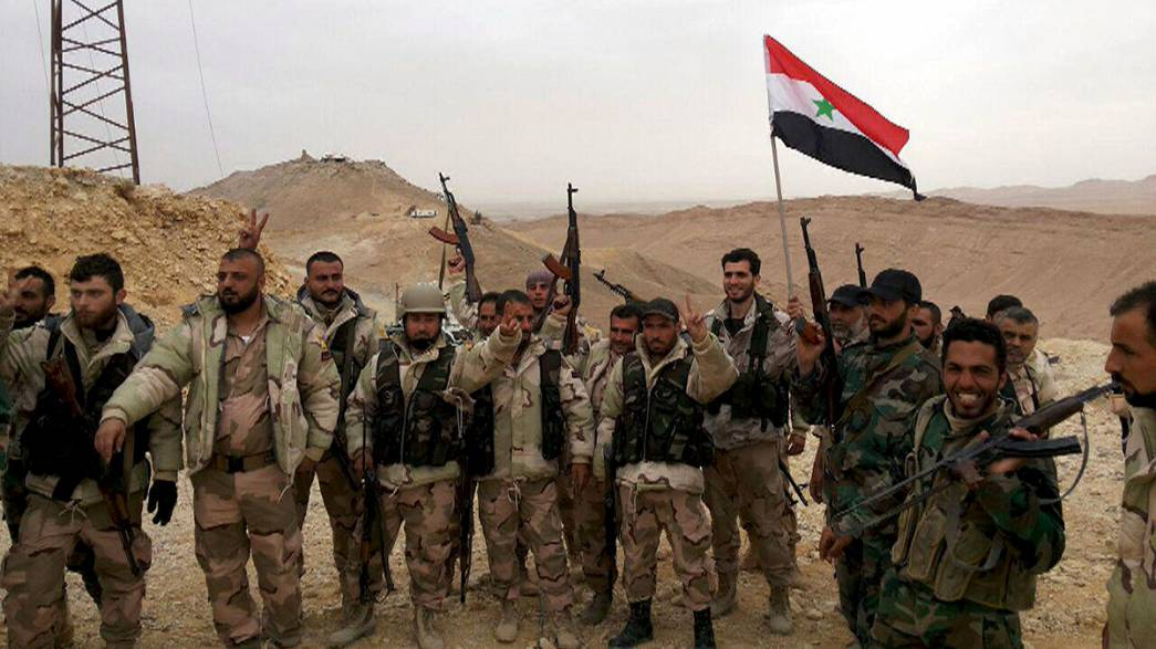 Palmyra recaptured from ISIL, military source
