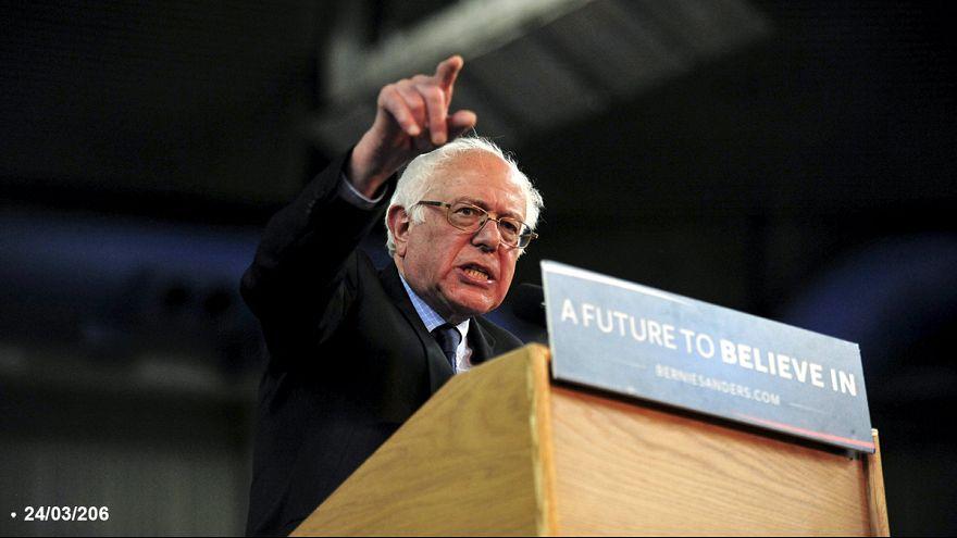EUA: Vitória esmagadora de Sanders nas três primárias de sábado