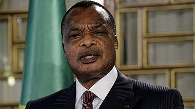 France's ruling party dismisses Sassou Nguesso's victory