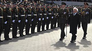 В Ирландии отметили 100-летие Пасхального восстания