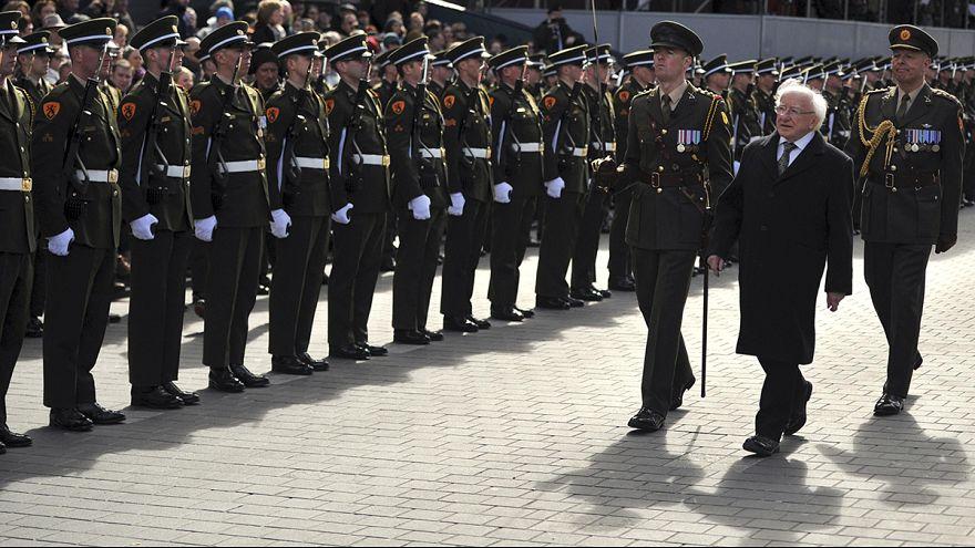 Wegbereiter der Unabhängigkeit: Irland gedenkt des Osteraufstandes 1916
