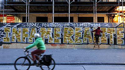 Bruxelles: la place de la mémoire