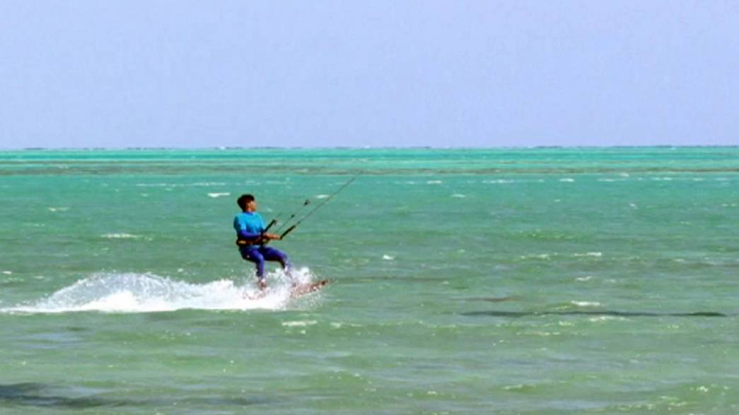 Kiteboarding: Saisonauftakt in El Gouna