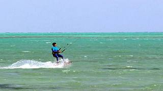 Kitesurf: al via nel Mar Rosso il Campionato Mondiale