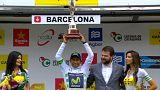 """Кінтана — переможець велоперегонів """"Вуельта Каталонії"""""""