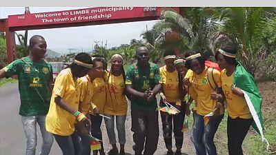 Cameroun # Afrique du Sud : un match nul qui plaît aux supporters