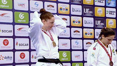 Tbilisi Judo Grand Prix: Dutch judokas paint Georgian capital Orange