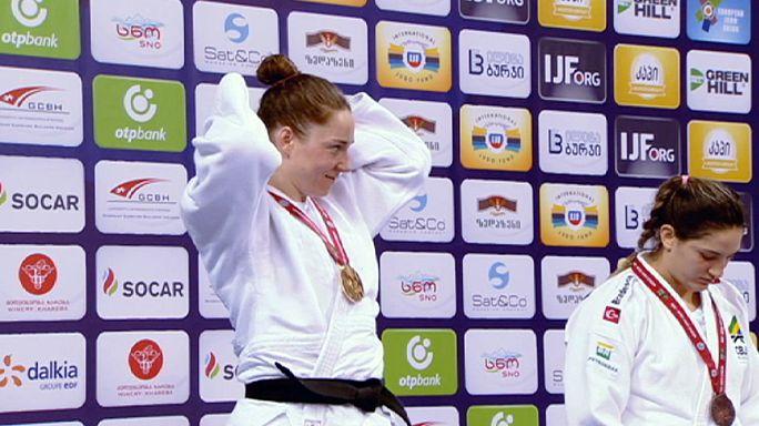 Дзюдо,Гран-при: голландия выиграла командный зачет в Тбилиси