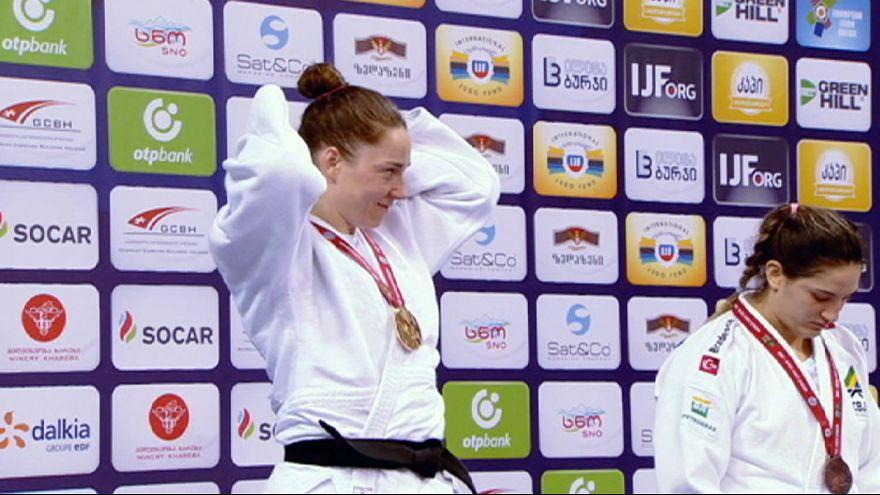 Judo: trionfo dei Paesi Bassi al Grand Prix di Tiblisi