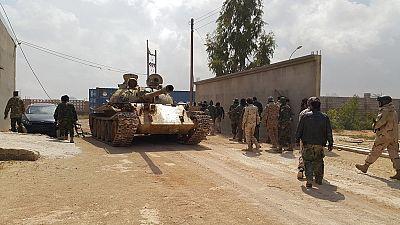 Libya unity government creates tense atmosphere
