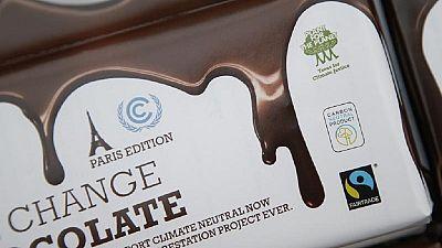 Ivorian chocolate: Making the world a darker place
