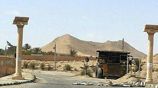 Le régime de Damas reprend Palmyre à Daech