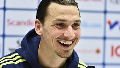 Ibrahimovic confirms Premier League interest