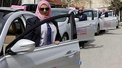 Jordanien: Taxiservice nur für Frauen