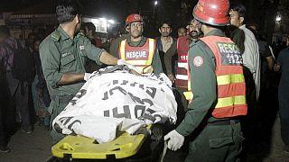 Attentat-suicide à Lahore : Les talibans visaient la minorité chrétienne