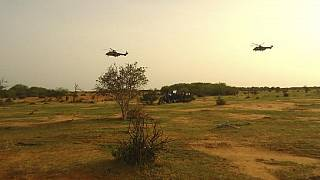 Algeria: helicopter crash kills at least 12 soldiers