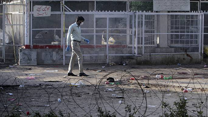 Pakistan : l'attentat de Lahore revendiqué par les talibans, les chrétiens visés