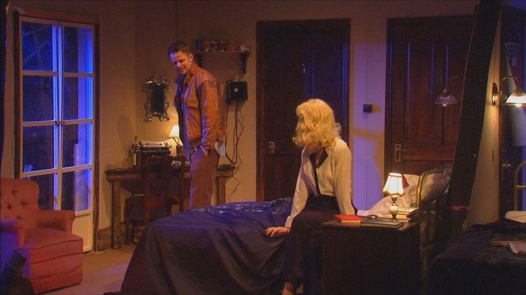 نمایش «ستون پنجم» بخشی از زندگی همینگوی بر صحنه تاتر