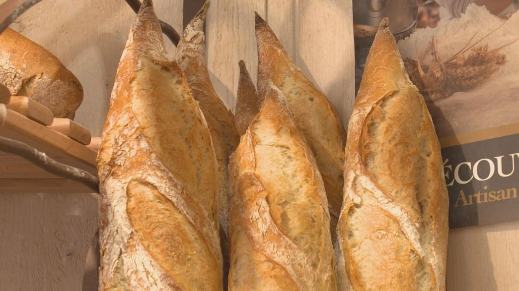 O pão feito com ultrassons