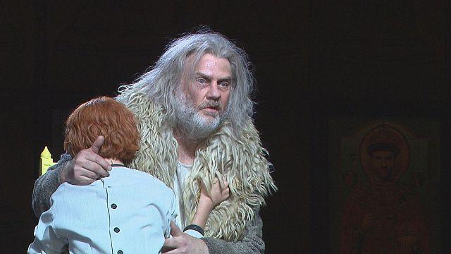 Muszorgszkij egyetlen operája a Londoni Királyi Operaházban