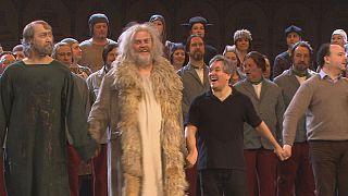 اپرای روس با صدای جادویی برین ترول