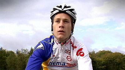 Jovem corredor morre atropelado em prova ciclista