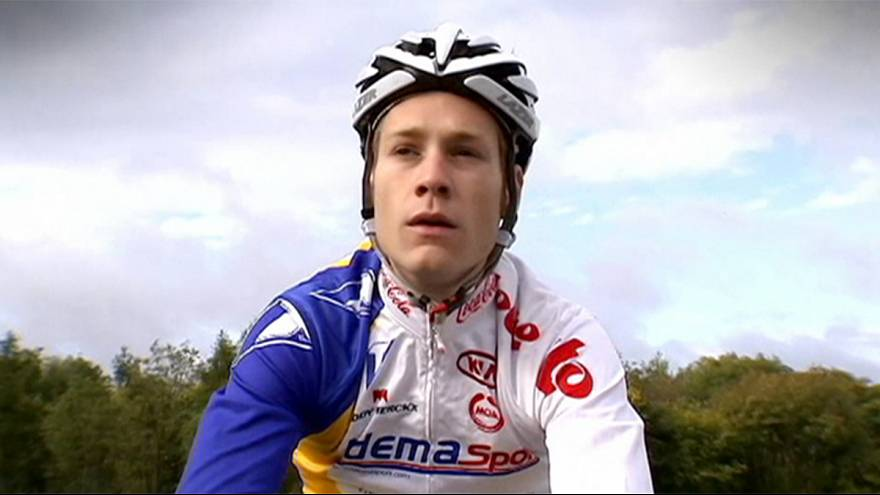 Belgian cyclist Antoine Demoitié dies after motorbike collision