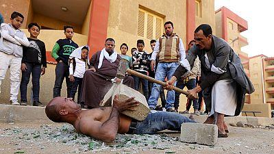 Egypte : un homme pas comme les autres
