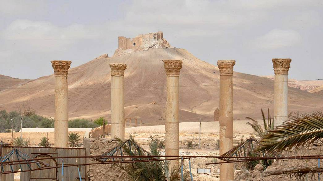 Palmyra is the latest gain for Assad regime in fight against ISIL