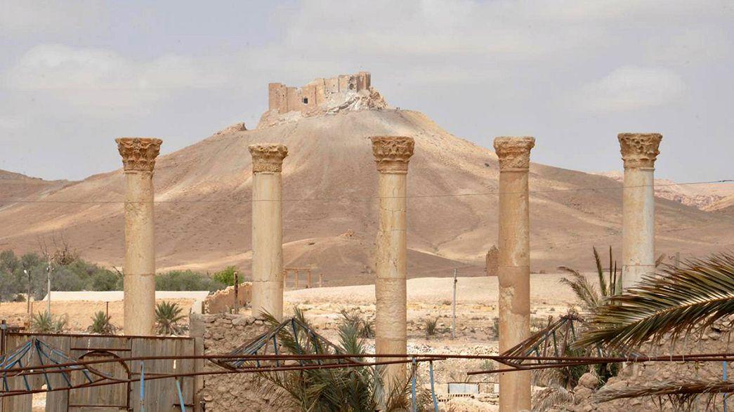 Palmira: um avanço sobre o Daesh