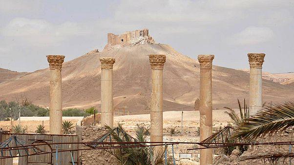 Palmira, importante derrota estratégica para Dáesh