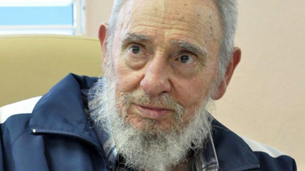 Fidel diz que palavras de Obama são impróprias para cardíacos
