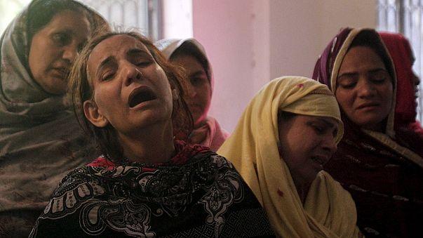 Pakisztáni terrortámadás - mi a tálibok célja?