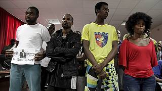 Angola: 17 youth activists jailed for anti-dos Santos rebellion