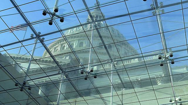 Shooting reported at US Capitol