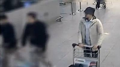 Belgium: Police release new footage of 'man in the hat'
