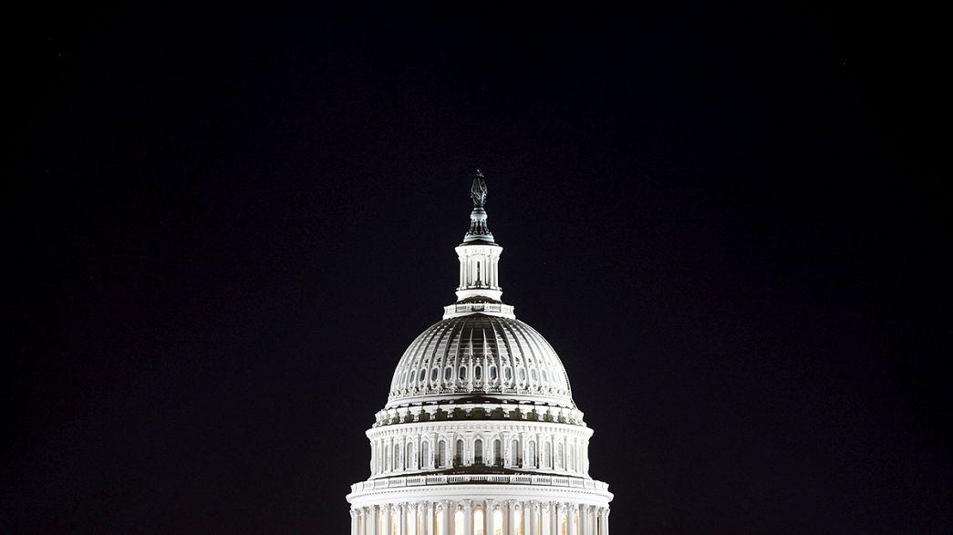 Washington: tiroteo en las inmediaciones del Capitolio